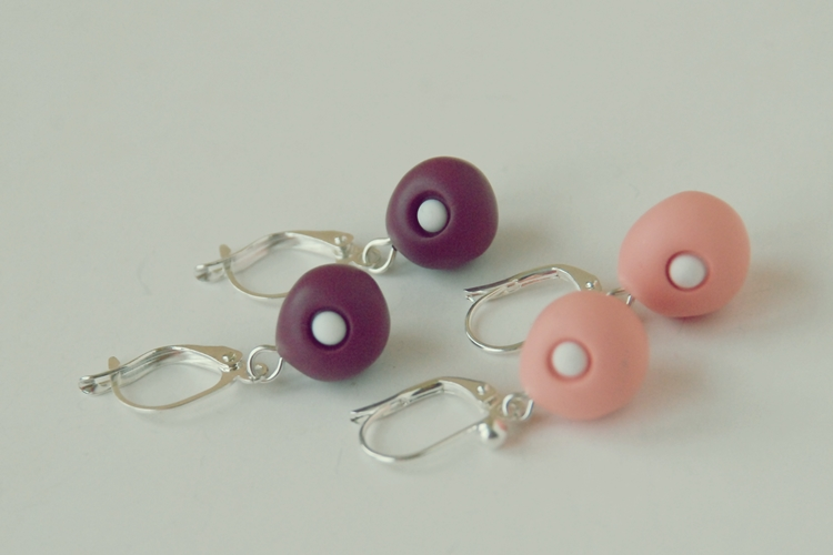 Hand-made, minimalistic style Earring Sets